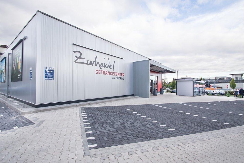 Zurheide Center Bottrop Südring Getränkecenter — Zurheide Feine Kost