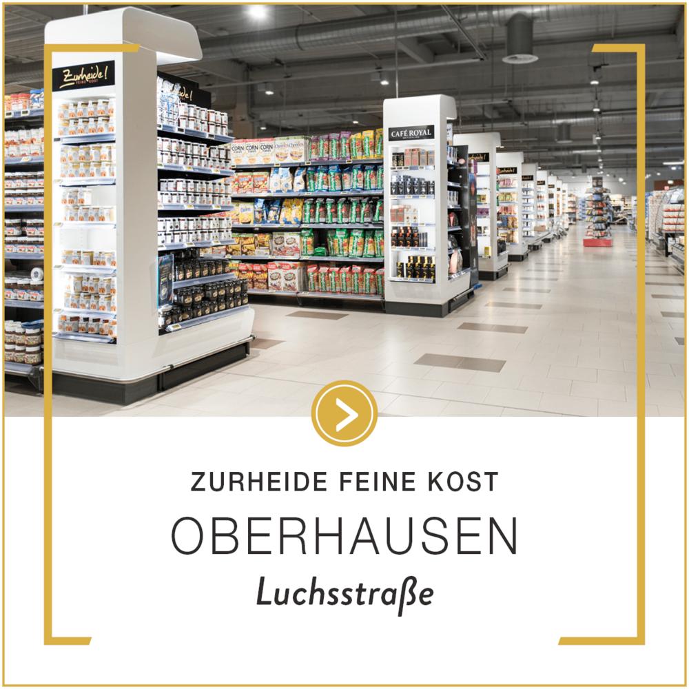 Zurheide Center Oberhausen Luchsstrasse