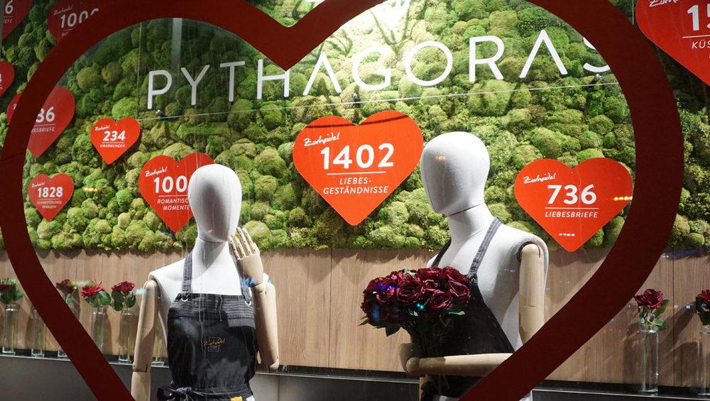 Valentinstag Im Pythagoras Veggie Menu Mit Viel Liebe Zurheide