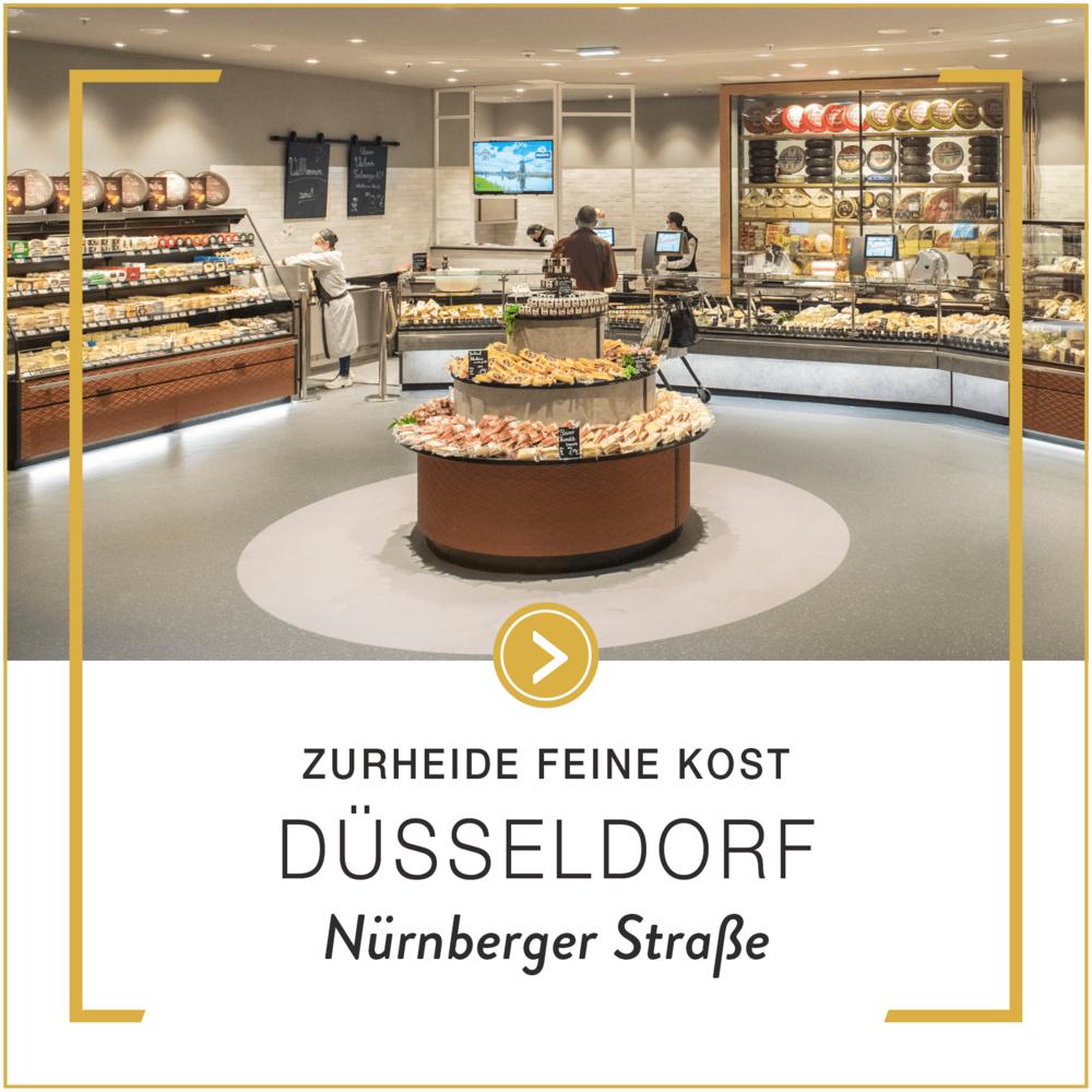 Zurheide Center Düsseldorf Nürnberger Straße