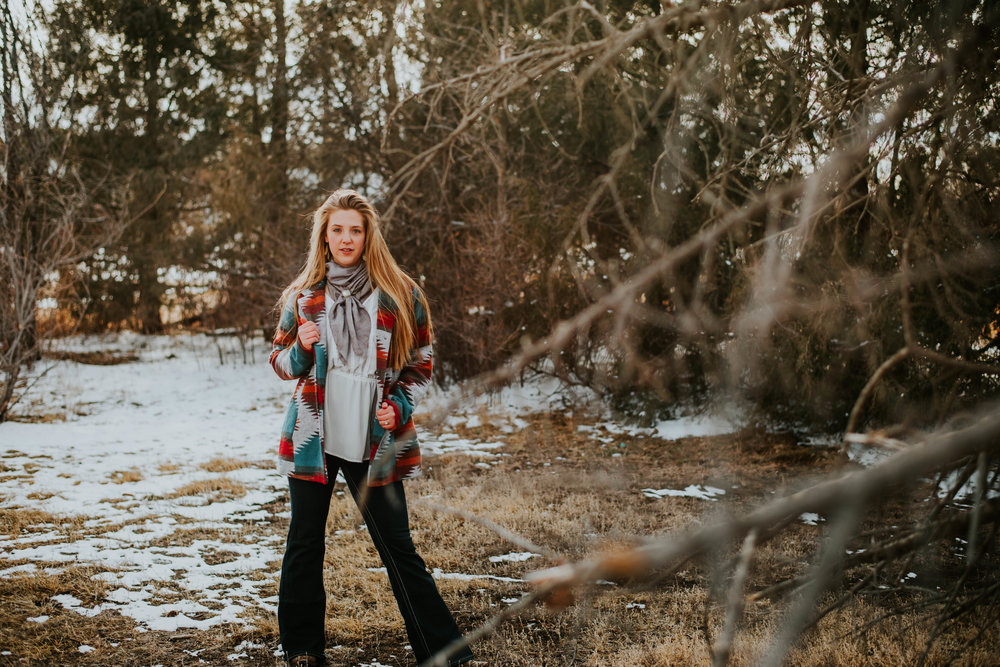 Miss. Miller's Photography | Cowgirl Fashion | Colorado Photograher