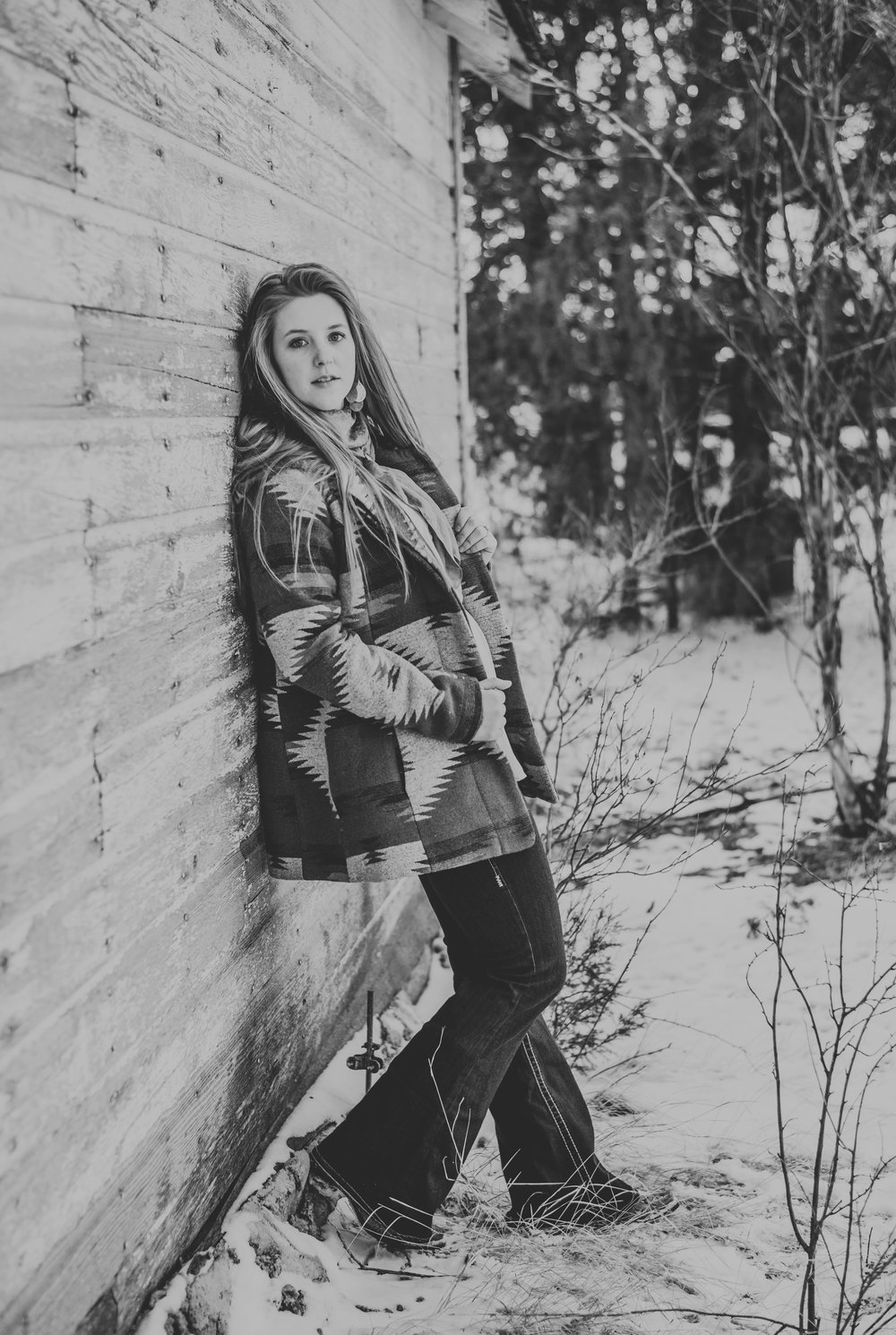 Miss. Miller's Photography | Western Lifestyle | Cowgril fashion | Southwestern jacket