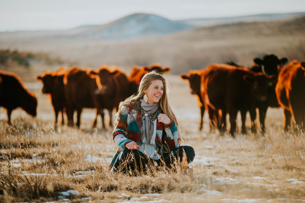 Miss. Miller's Photography | Ranch Photo Session | Cattle Ranching | Colorado Wester Photographer