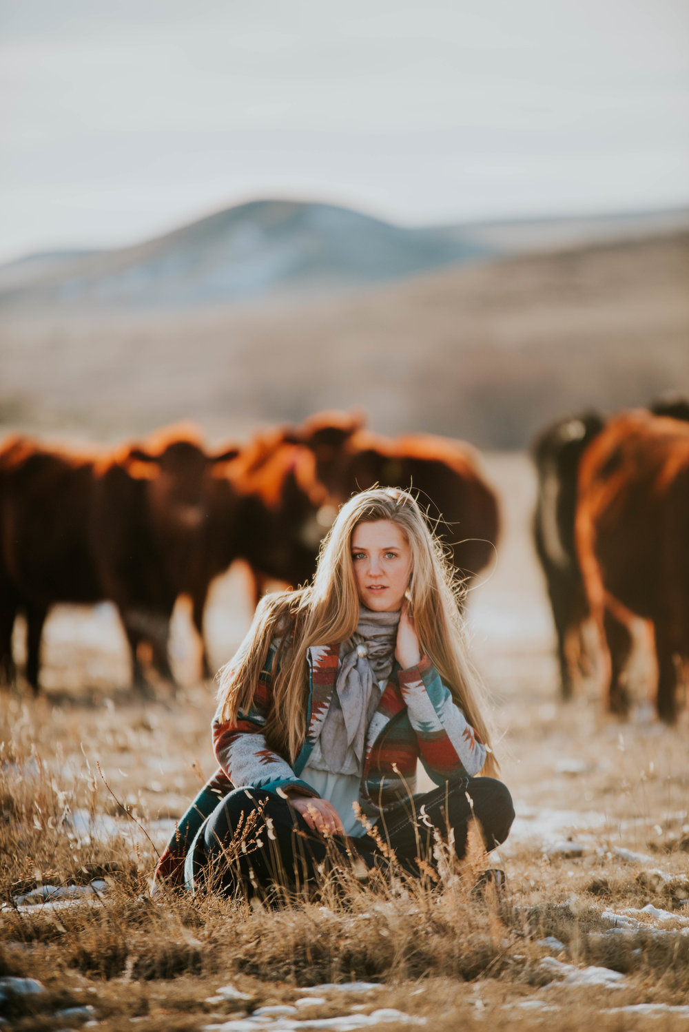Miss. Miller's Photography | Ranch Photo Sessoin | Ranch Living | Colorado Photographer