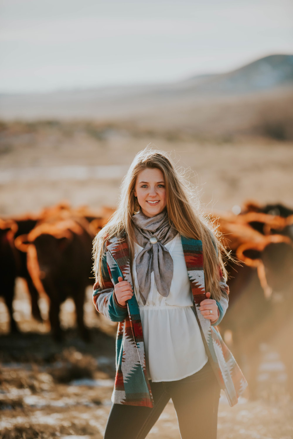 Miss. Miller's Photography | Ranch Photography | Colorado Photographer | Western Photographer | cattle ranching