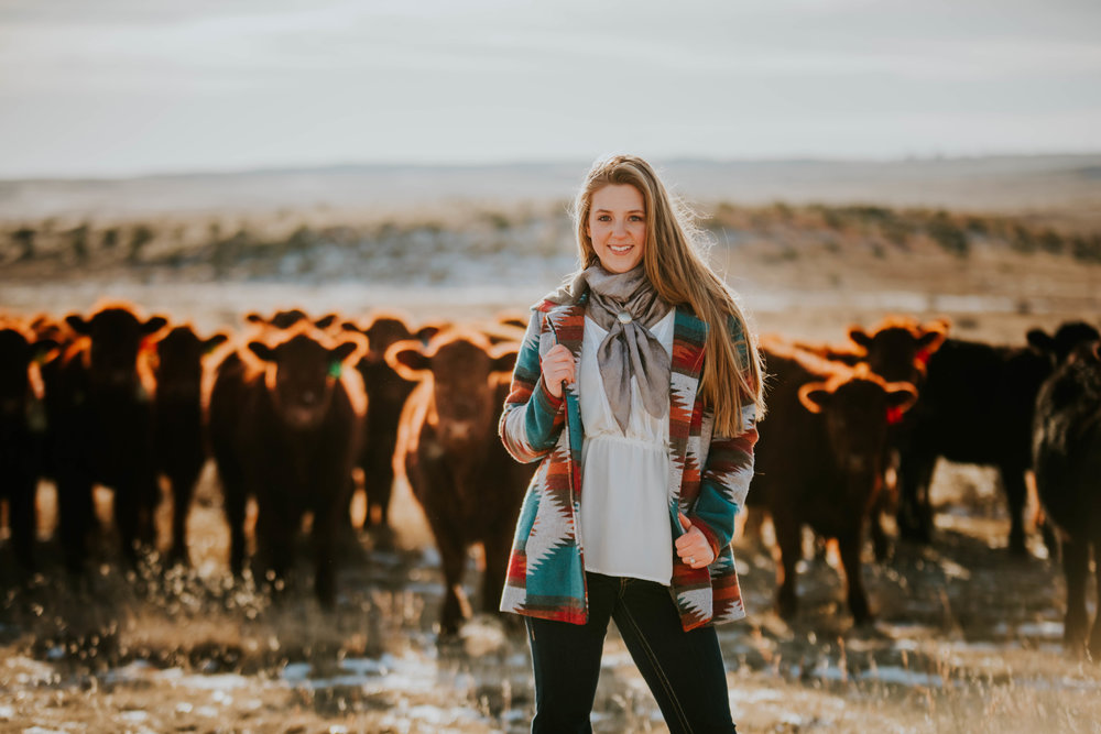 Miss. Miller's Photography | Colorado Photographer | Ranch Photo Session | Ranch Ideas