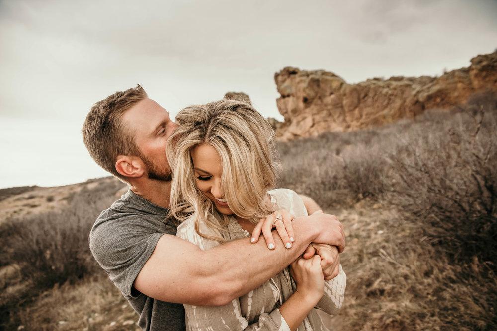 Colorado Engagement Photographer | Miss. Miller's Photography | Northern Colorado Photographer | Engagement Photo inspiration