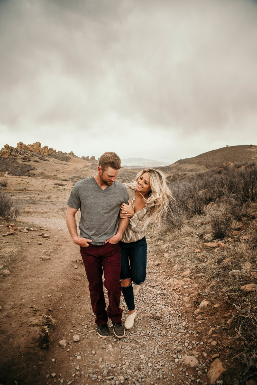 Colorado Engagement Photographer | Miss. Miller's Photographer