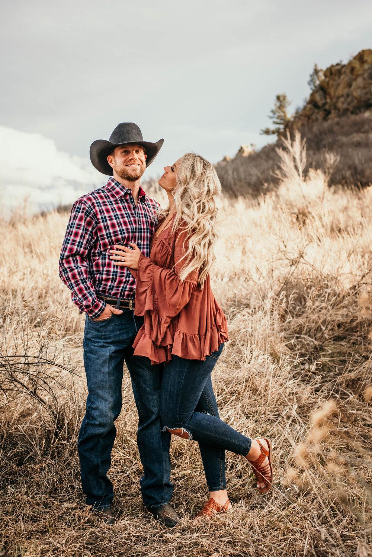 Colorado Engagement Photographer | Miss. Miller' Photography