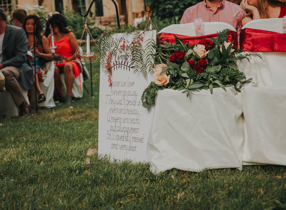 Colorado Wedding Photographer | Miss. Miller's Photography | Ceremony Seating Ideas