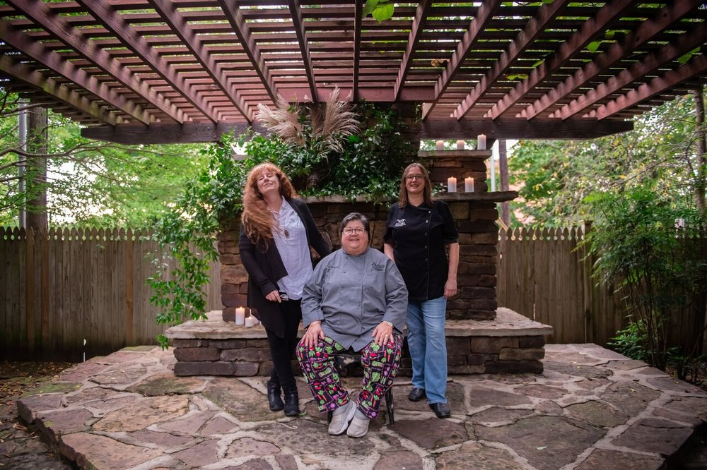 Wonder Women of the High South: Melody, Maudie, and Chrissy