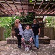 Wonder Women of the High South - Mel, Maudie, Chrissy