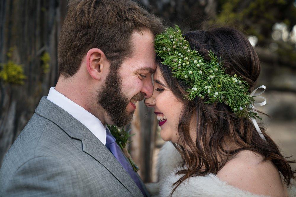 Menking-Savoie Wedding - Bend, Oregon