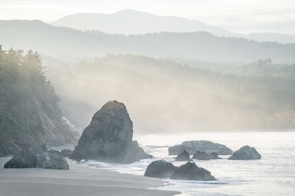 Humbug Mountain, Oregon Coast