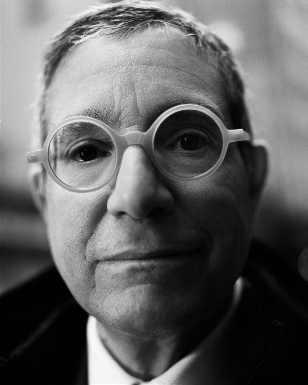 Jeffrey Deitch//Business of Fashion