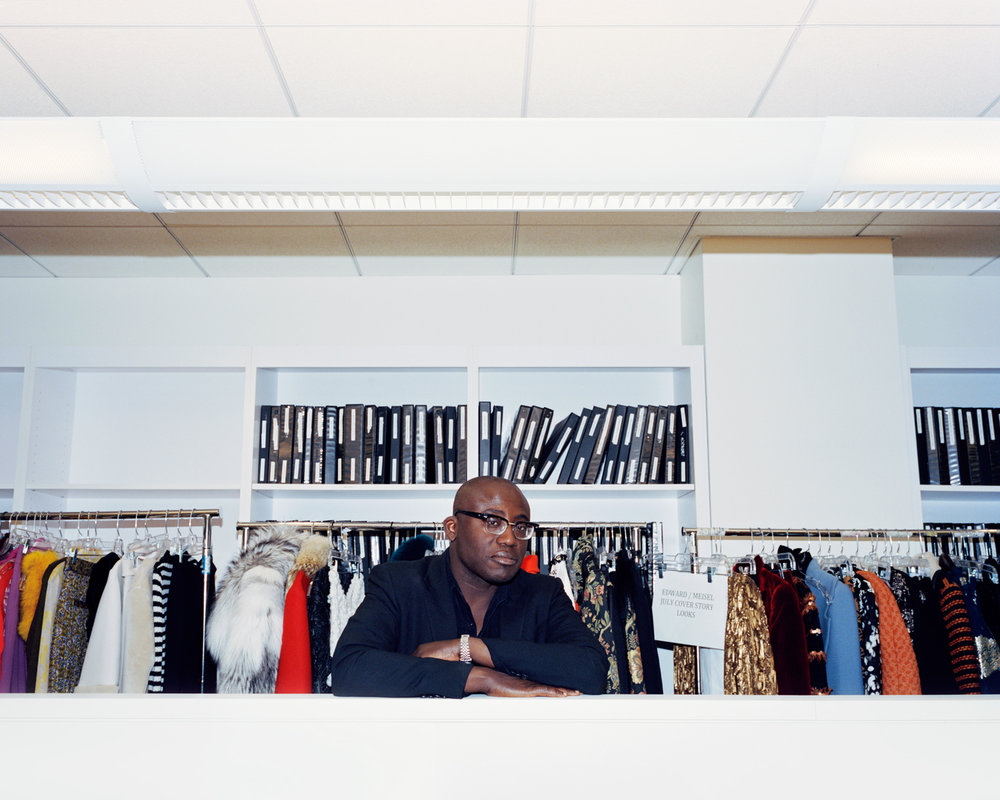 EDWARD ENNINFUL//BUSINESS OF FASHION