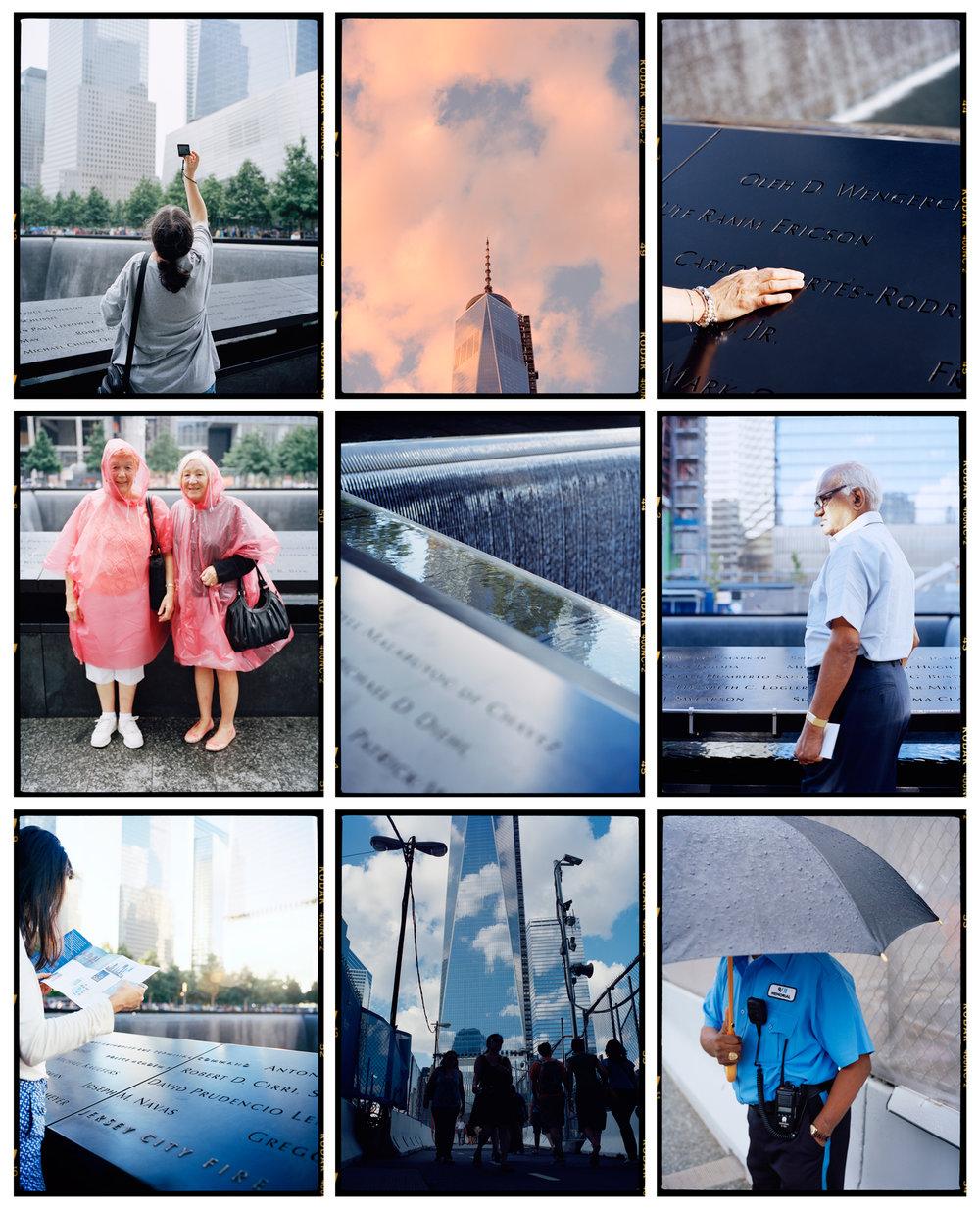 9-11 MEMORIAL//FAST COMPANY