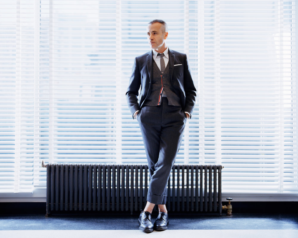 THOM BROWNE//BUSINESS OF FASHION