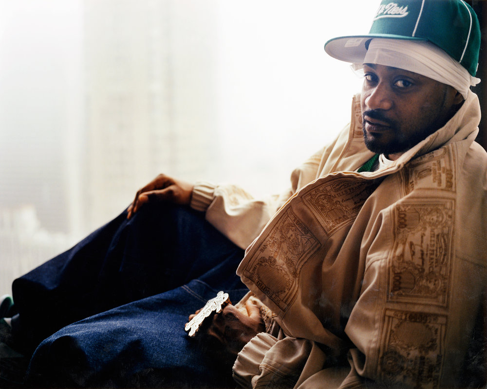 GHOSTFACE KILLAH//I-D