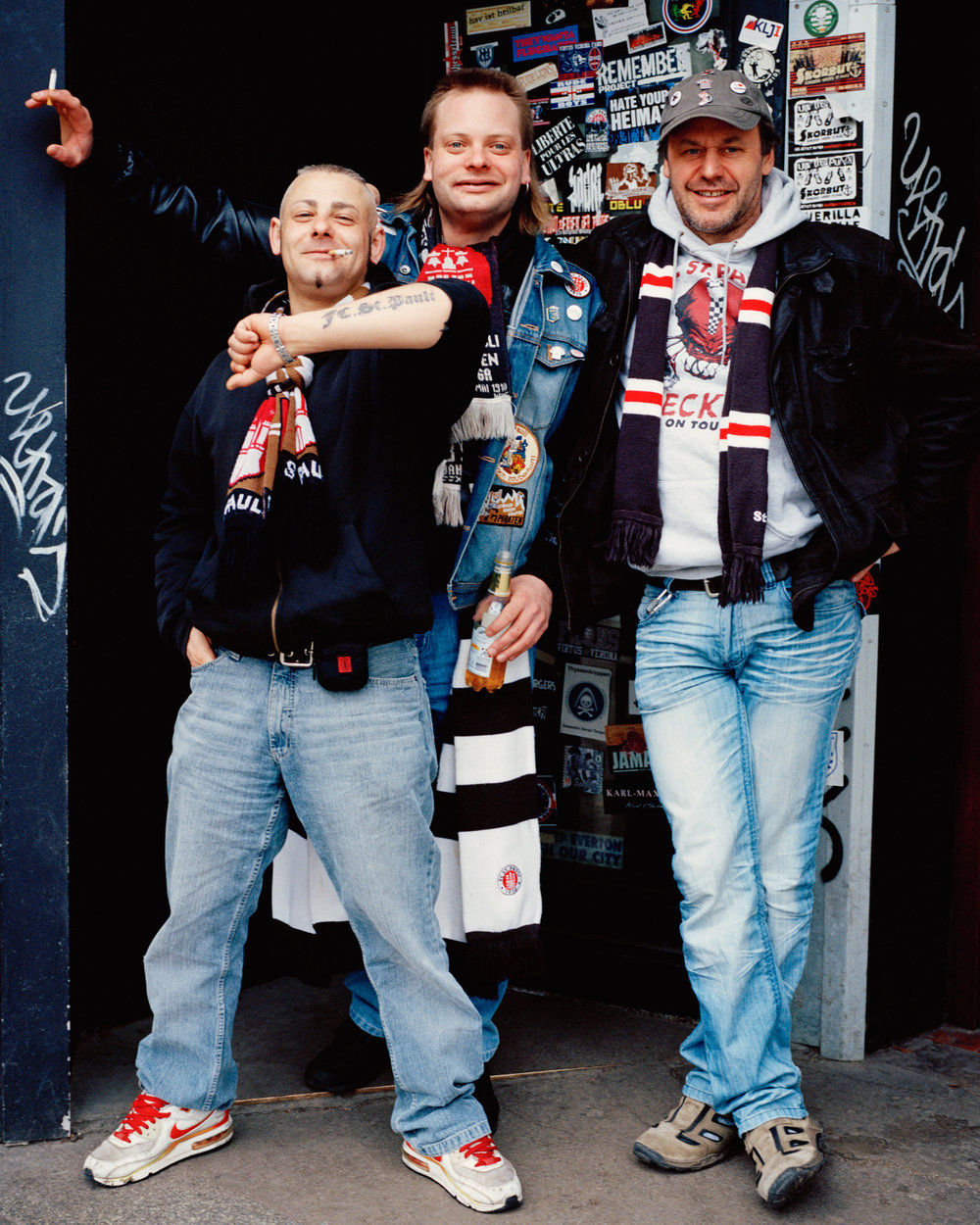 HAMBURG ST. PAULI SOCCER & NEIGHBORHOOD//ARKITIP