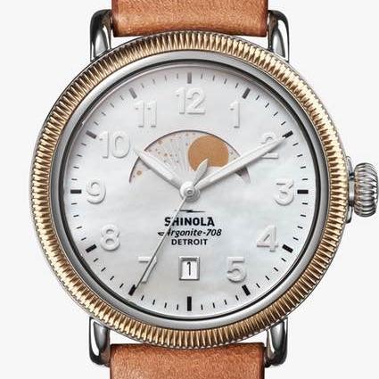 Timeless Shinola Watch $650