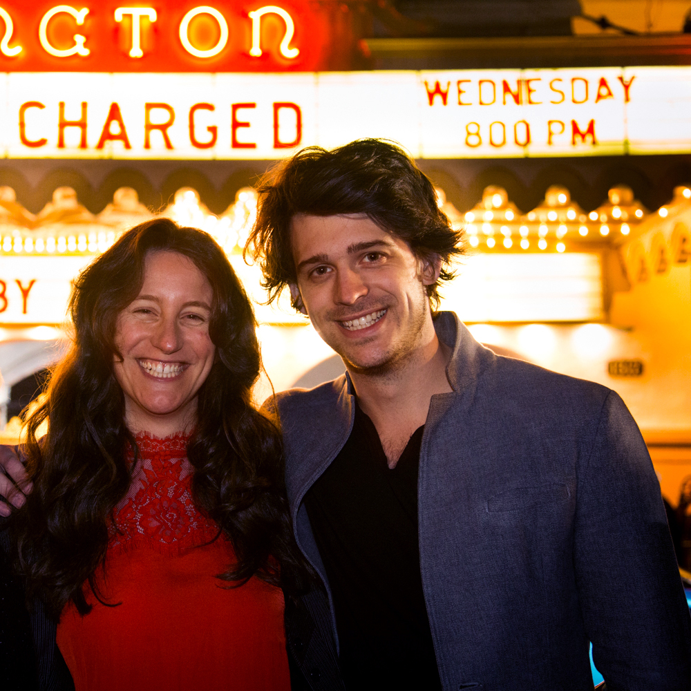 Charged Opening Night