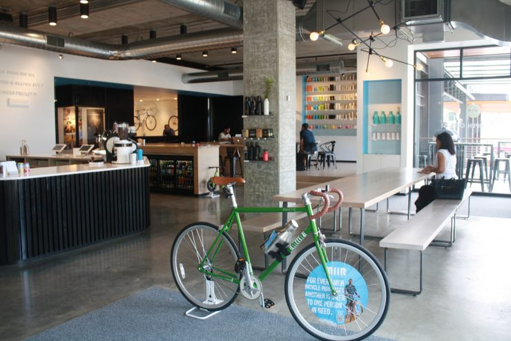 Miir Flagship store in Seattle WA