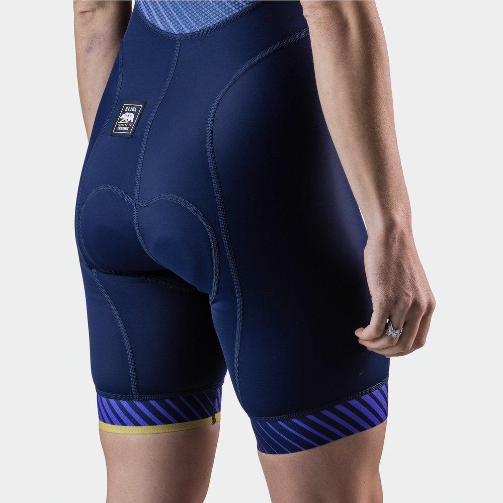 laguna seca womens bib shorts eliel oasis navy : lavender.jpg