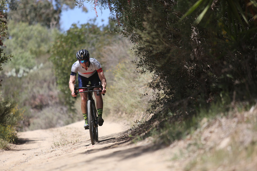 Spencer Powilson of VeloNews, this dude can shred