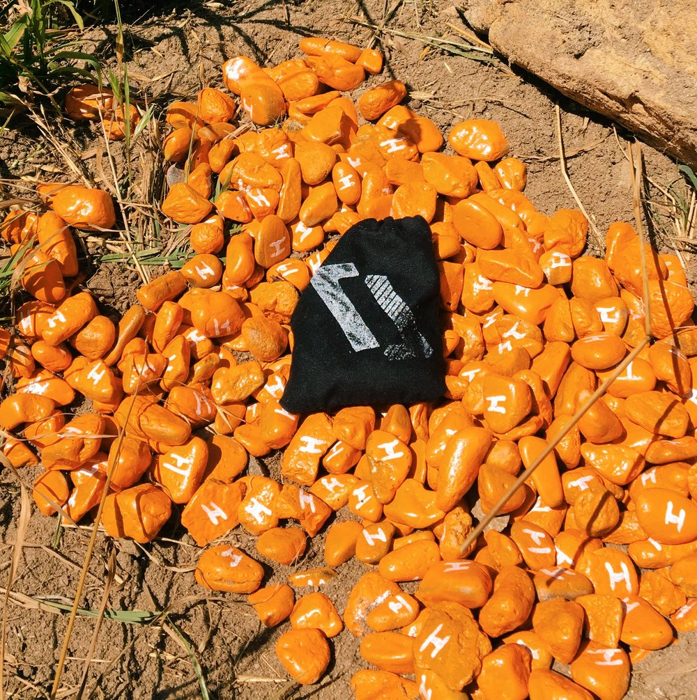 hunt of the north_orange gravel.JPG