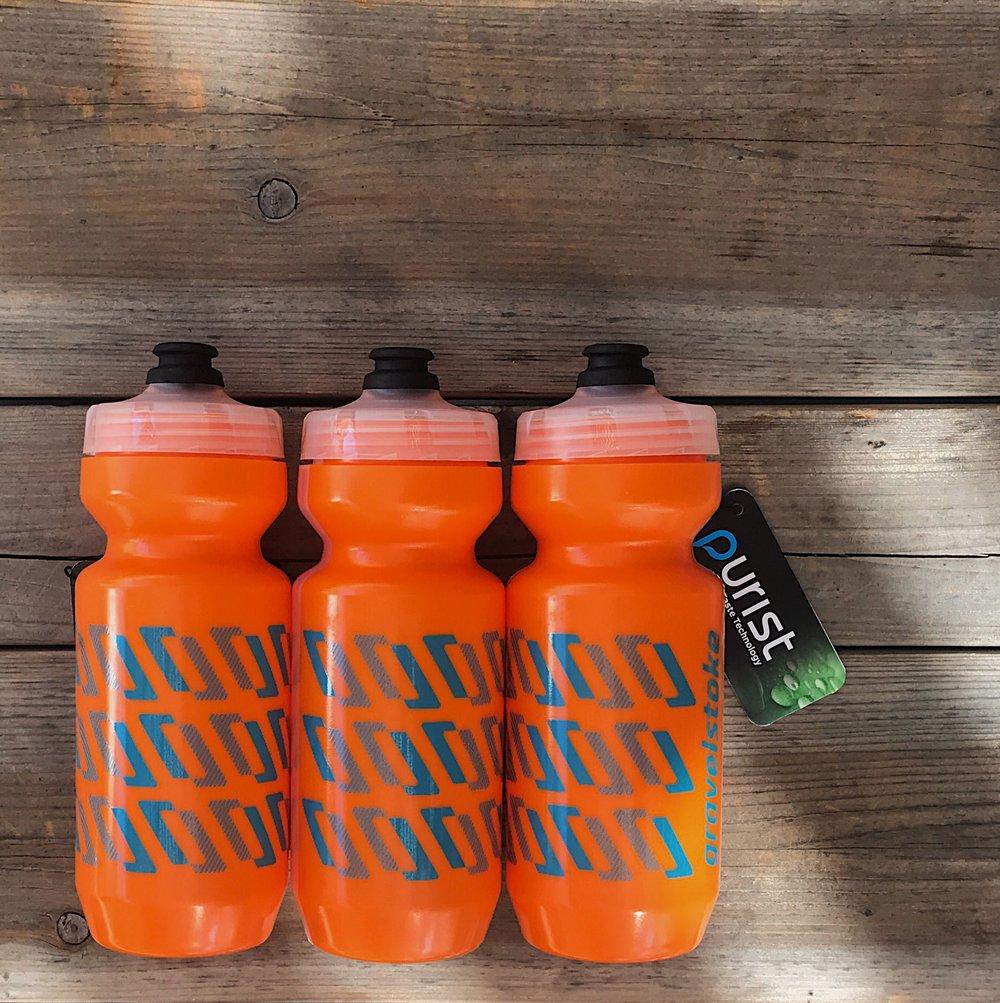 Orange/Teal purist -
