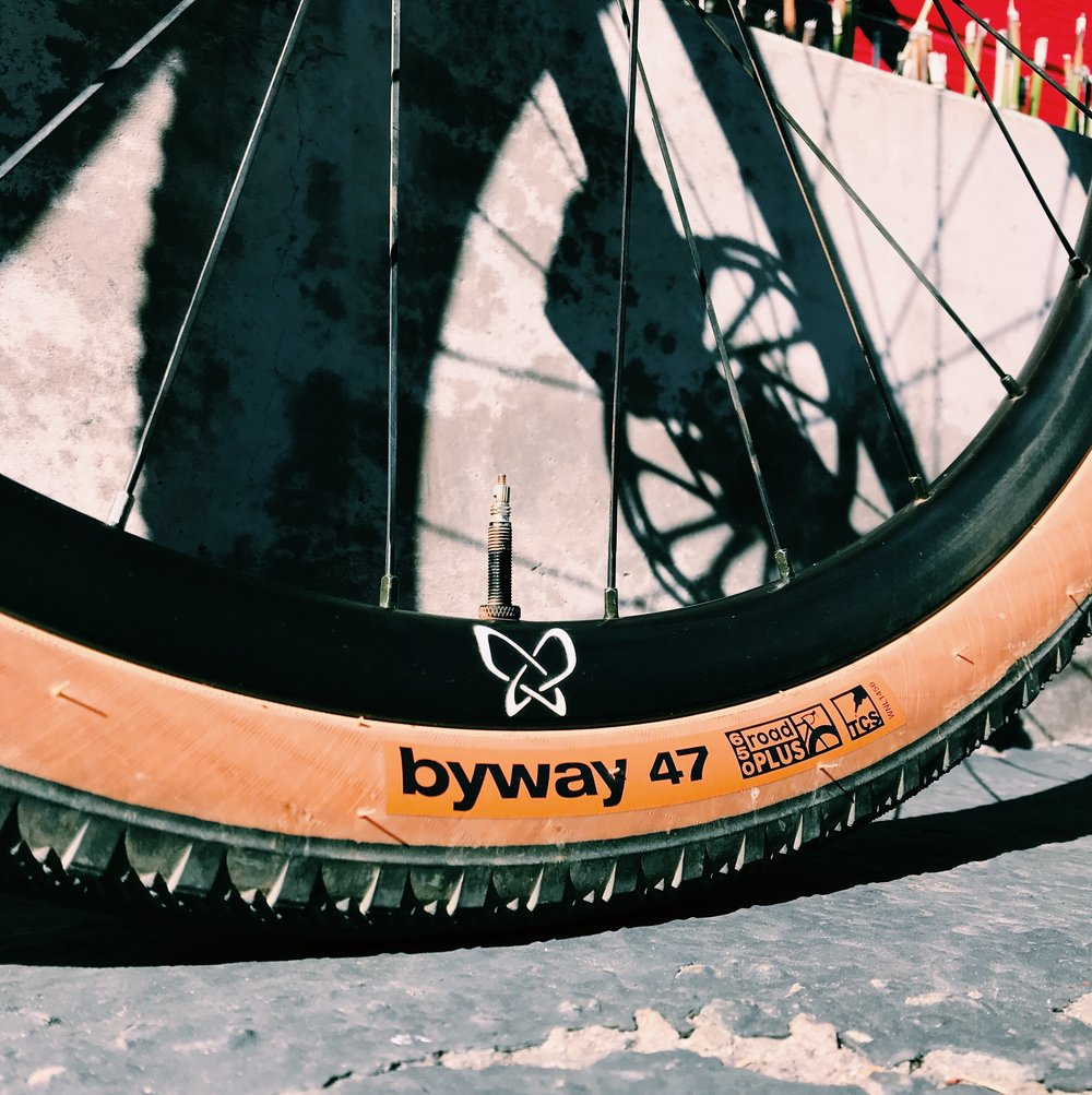 WTB Byway Gravel Tire