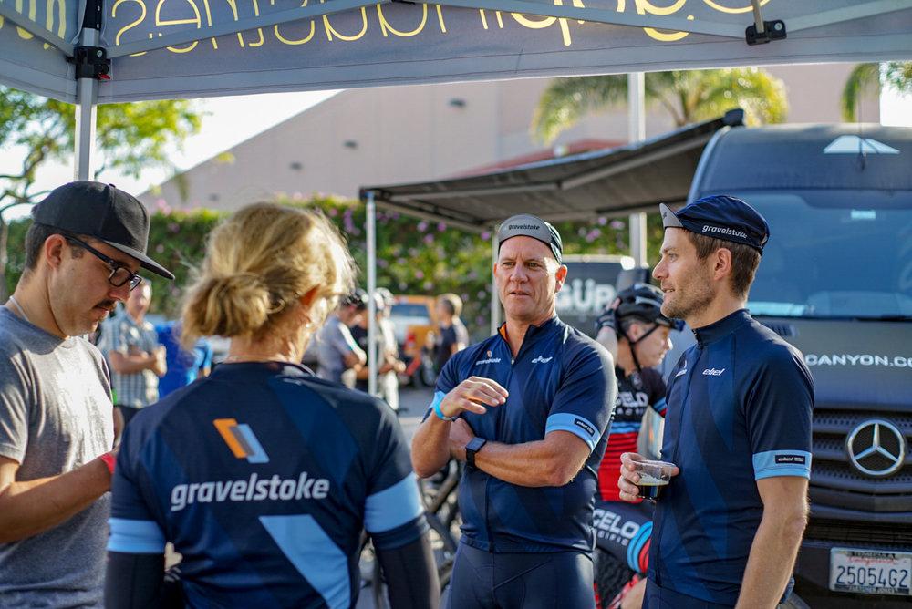 Gravelstoke Team