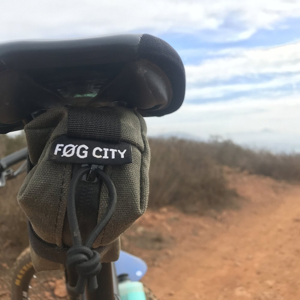 Fog City Saddlebag