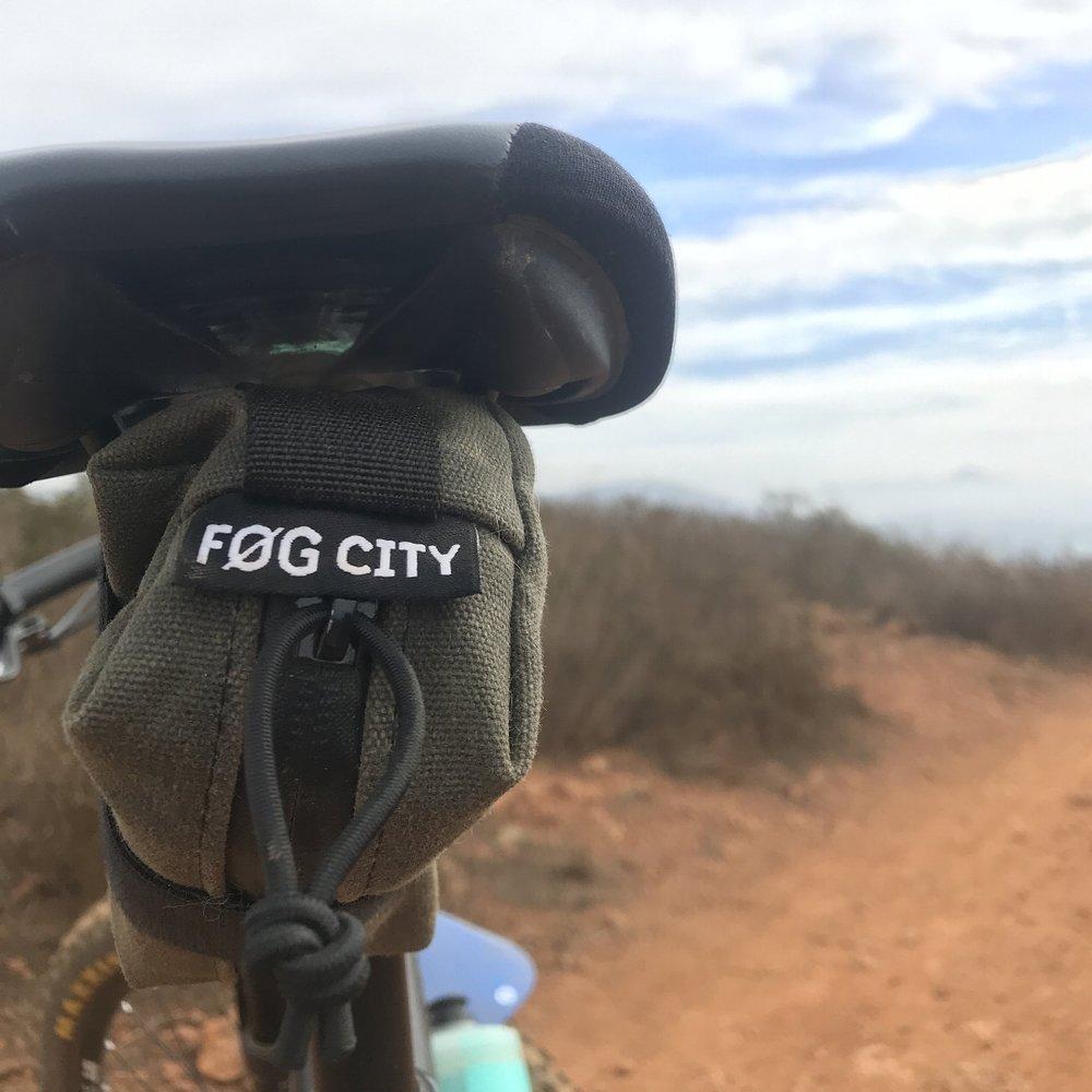 Fog City Saddlebag