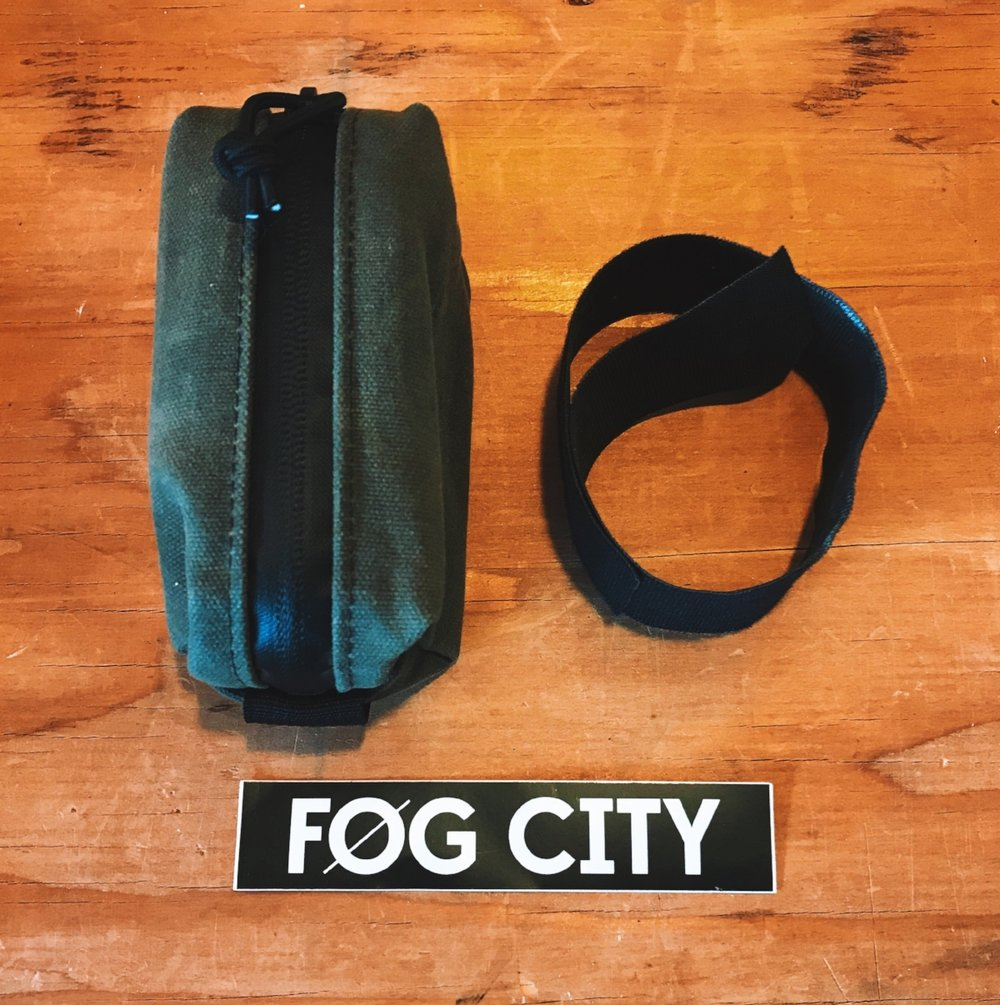 Fog City Gravel Bag