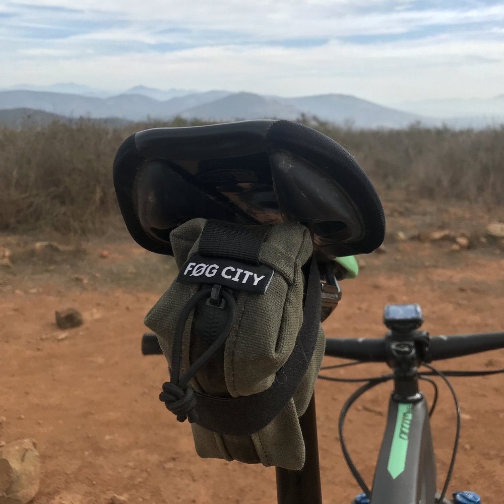 Fog City Gear Saddlebag