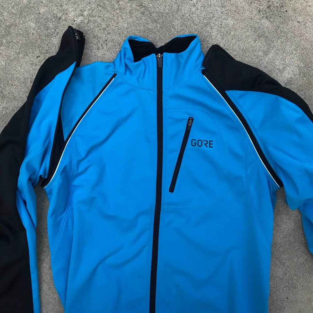 Gore Windstopper Jacket