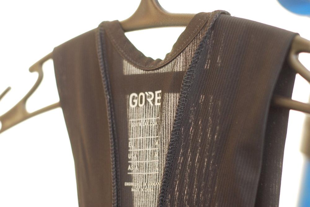 Gore windstopper bib shorts review gravel cycling apparel