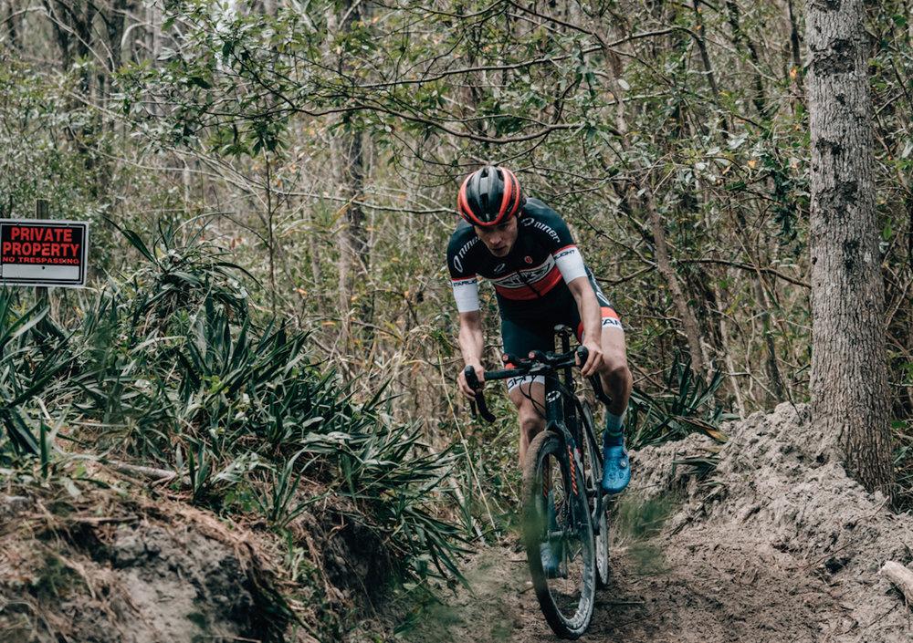 Dylan Johnson, Buck Fifty Winner. PC: Brett Rothmeyer