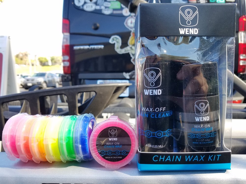 Pocket Wax also available in Spectrum
