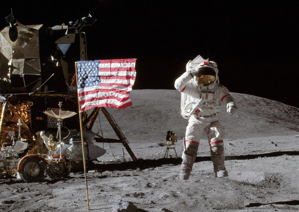 John Young on the moon with lander.jpg
