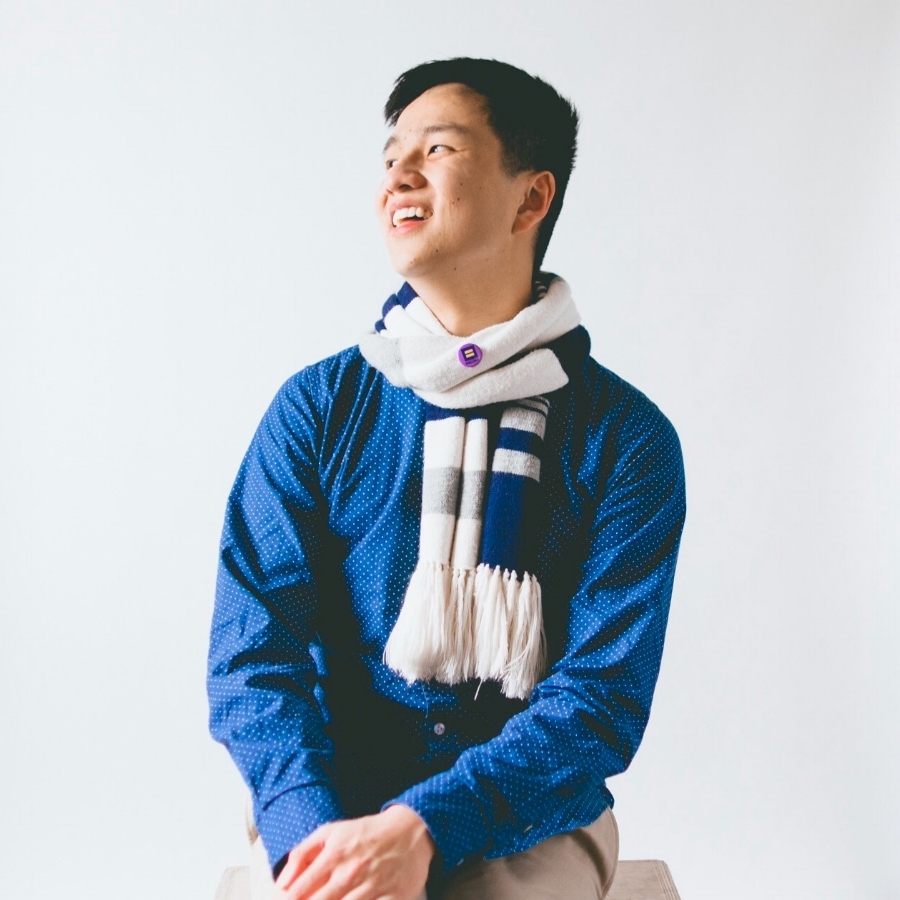 """The things I learned — both from my peers and from my mentors at Endevvr — were things I can confidently say I would never learn in a classroom.""  — Anders Zhou"