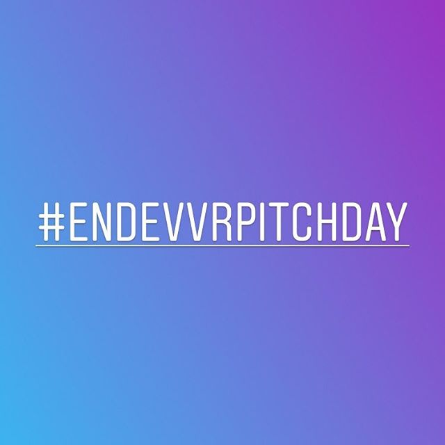 The day has arrived! Endevvr Pitch Day 2018 will commence at 1 PM EST! Follow along on our livestream!  LINK IN BIO  #endevvrpitchday