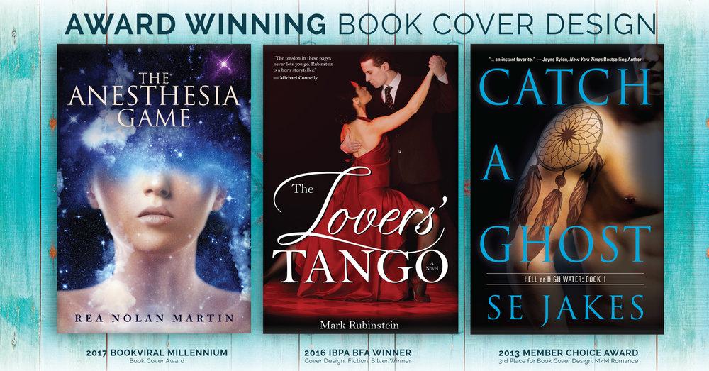 Award Winning Book Cover Design