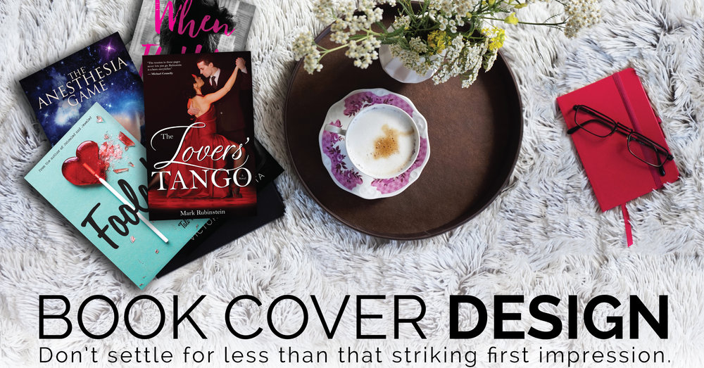 Find out more about our book cover services