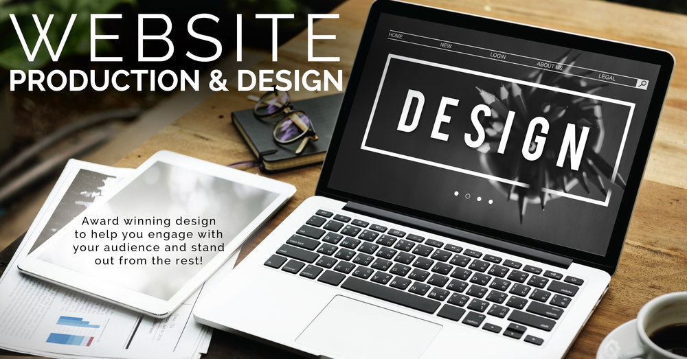 Find out more about our website design services