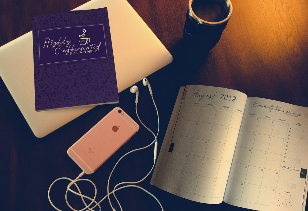 The Highly Caffeinated Planner