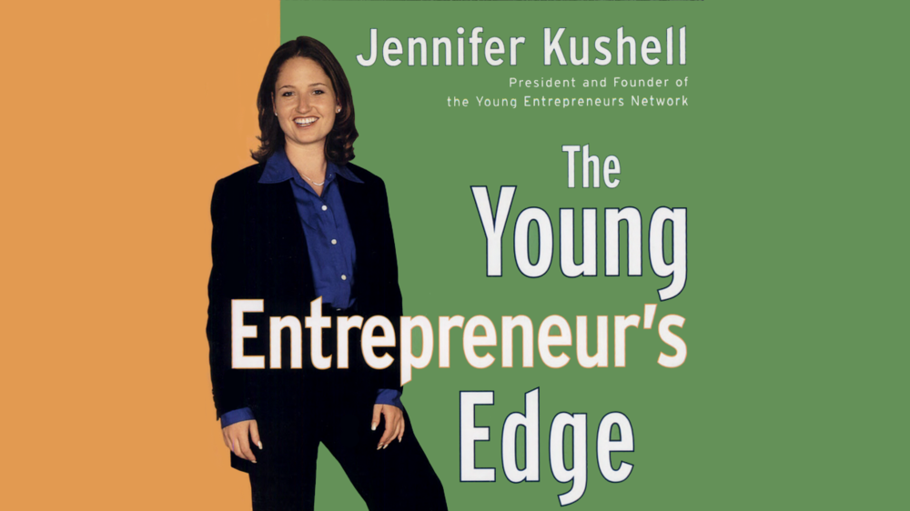 The Young Entreprenur's Edge - Using your ambition, independence, and youth to launch a successful business. Read more ➥