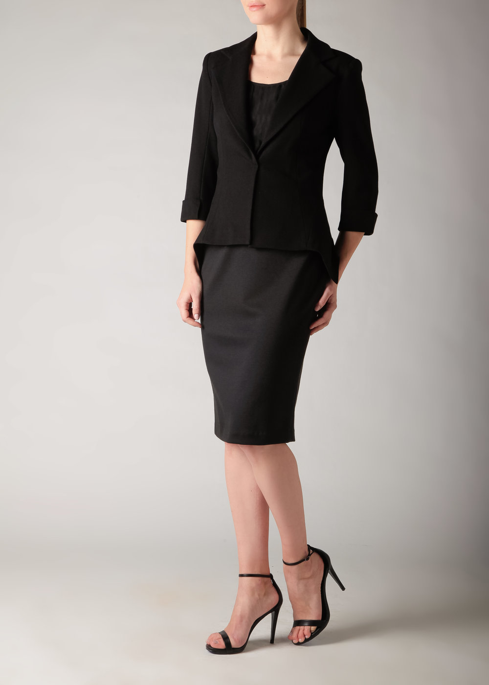 Pair it With - Ponte Pencil Skirt